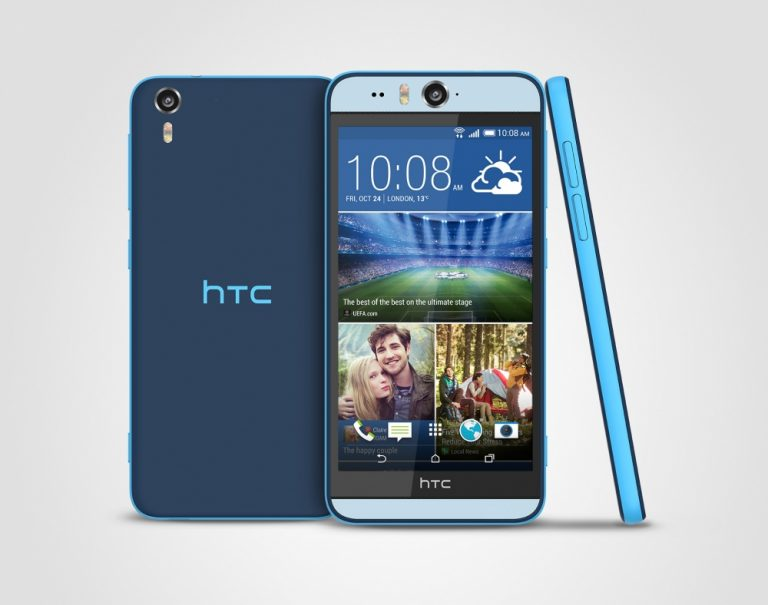 HTC DESİRE EYE REVIEW