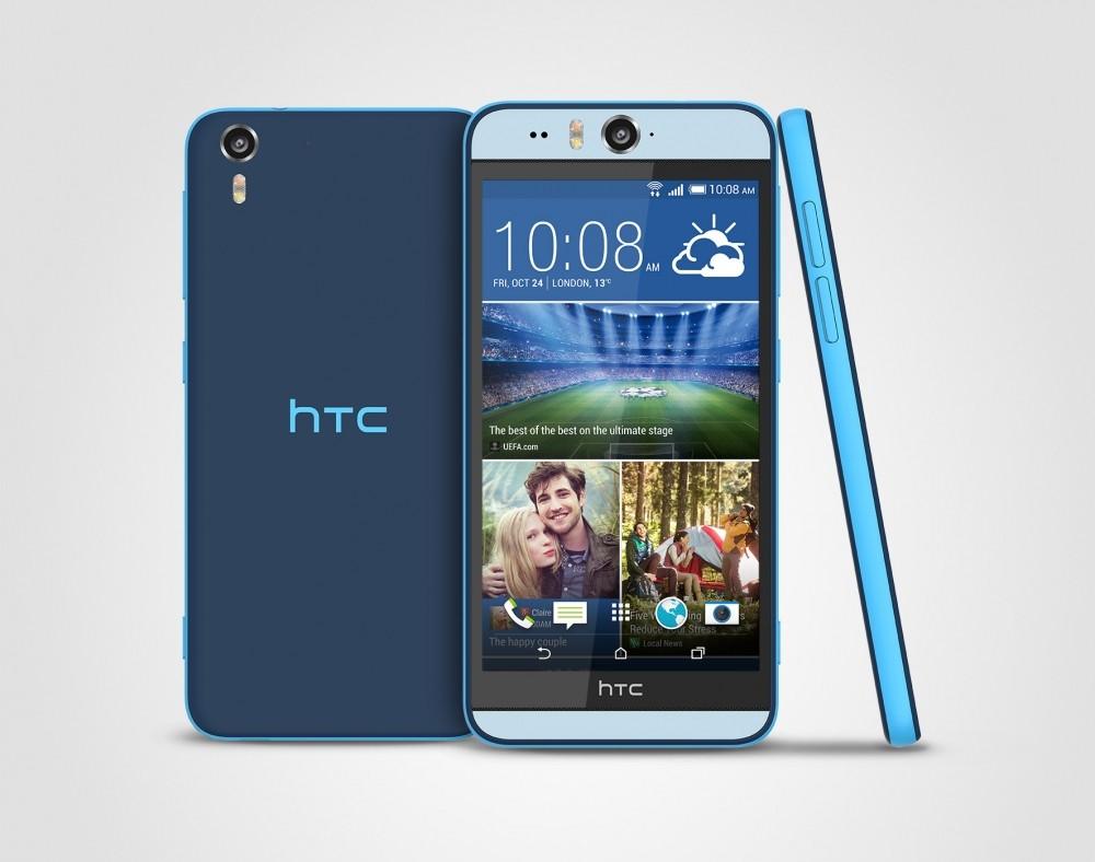 HTC DESİRE EYE REVIEW