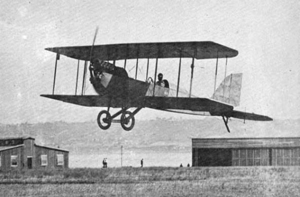 The INVENTION OF AIRCRAFT