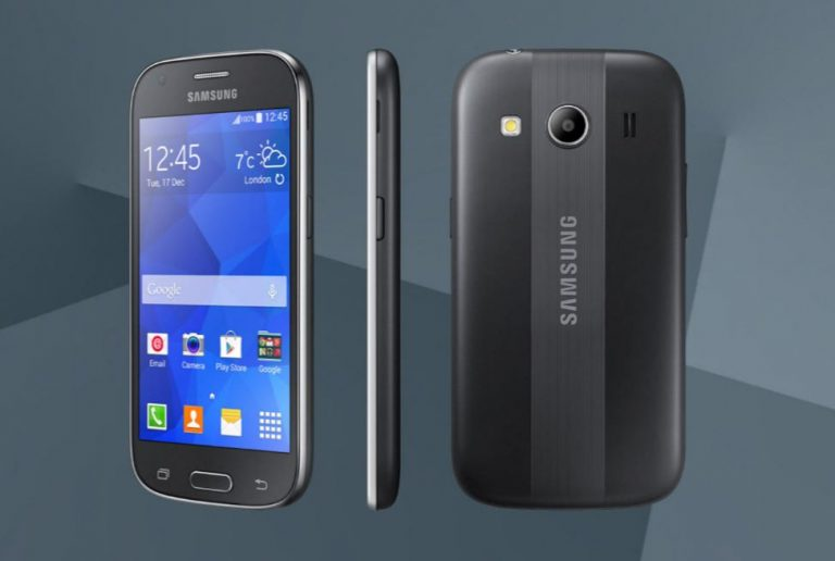 Samsung Galaxy Ace style features