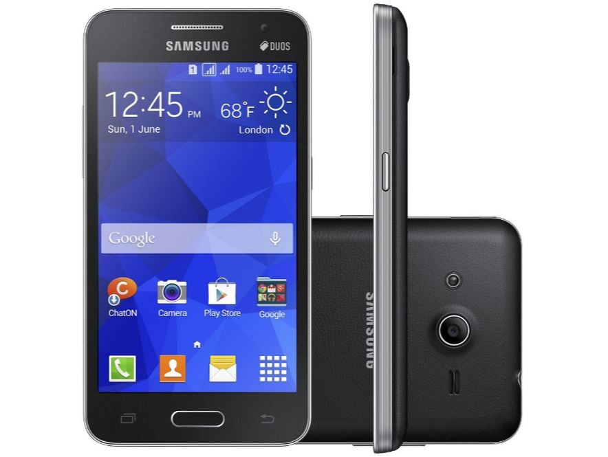 Samsung Galaxy Core 2 features
