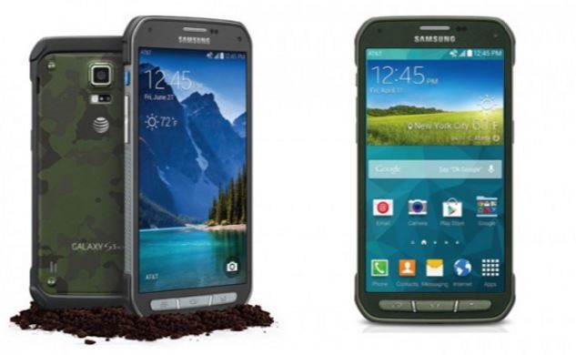 Samsung Galaxy S5 Active Features