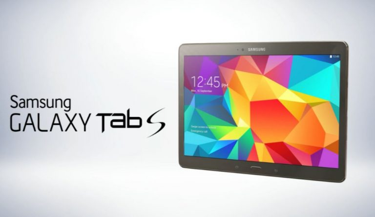 Samsung Galaxy Tab S 10.5 Features