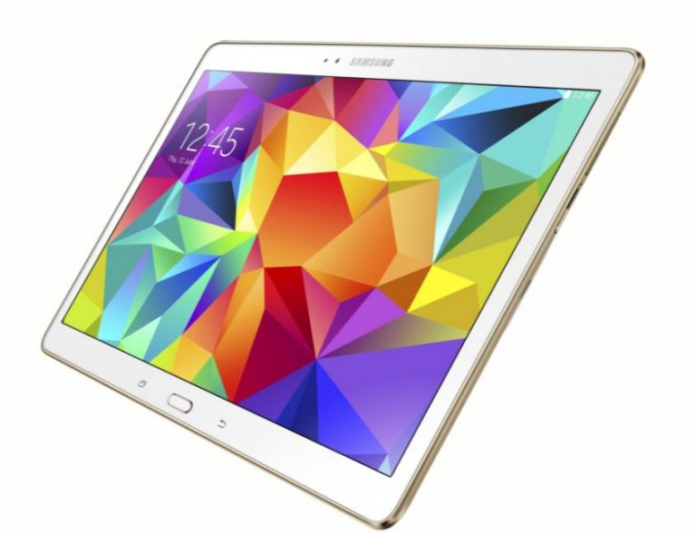 Samsung Galaxy Tab S 10.5 LTE Features