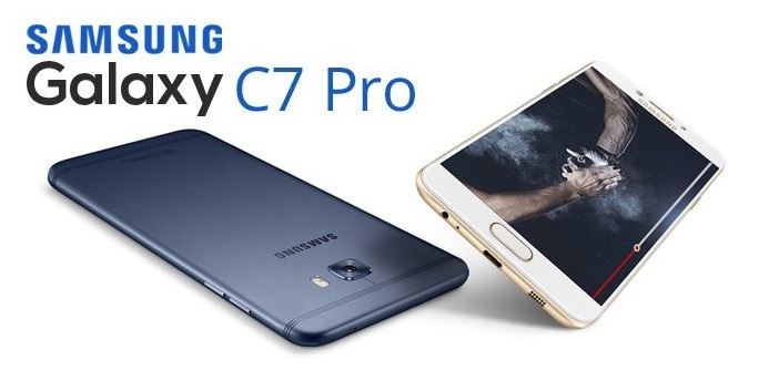 Samsung Galaxy C7 Pro features and details.