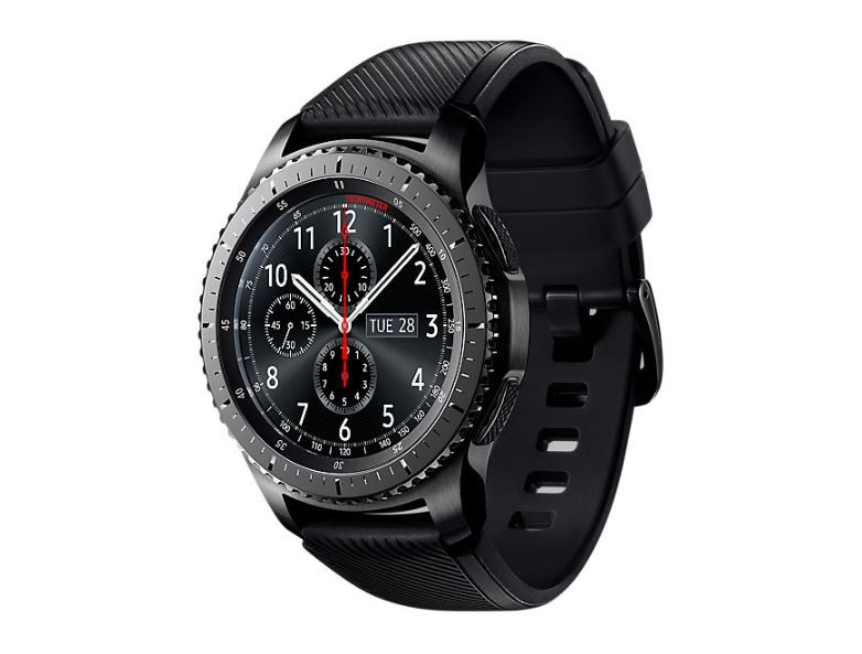 Samsung Gear S3 classic features and details.