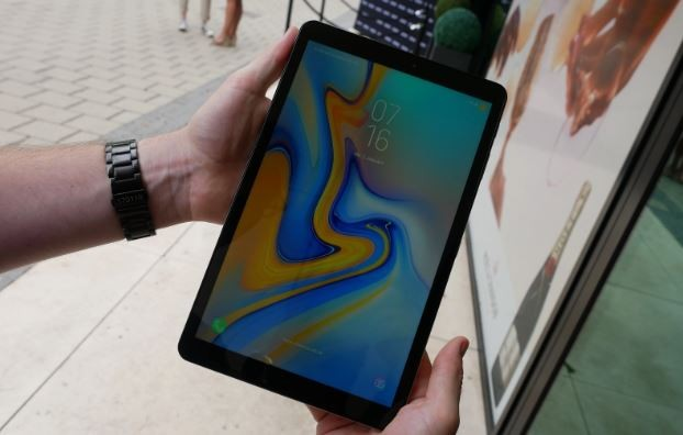 The Samsung Galaxy Tab A 10.5 is introduced. All the details are here.
