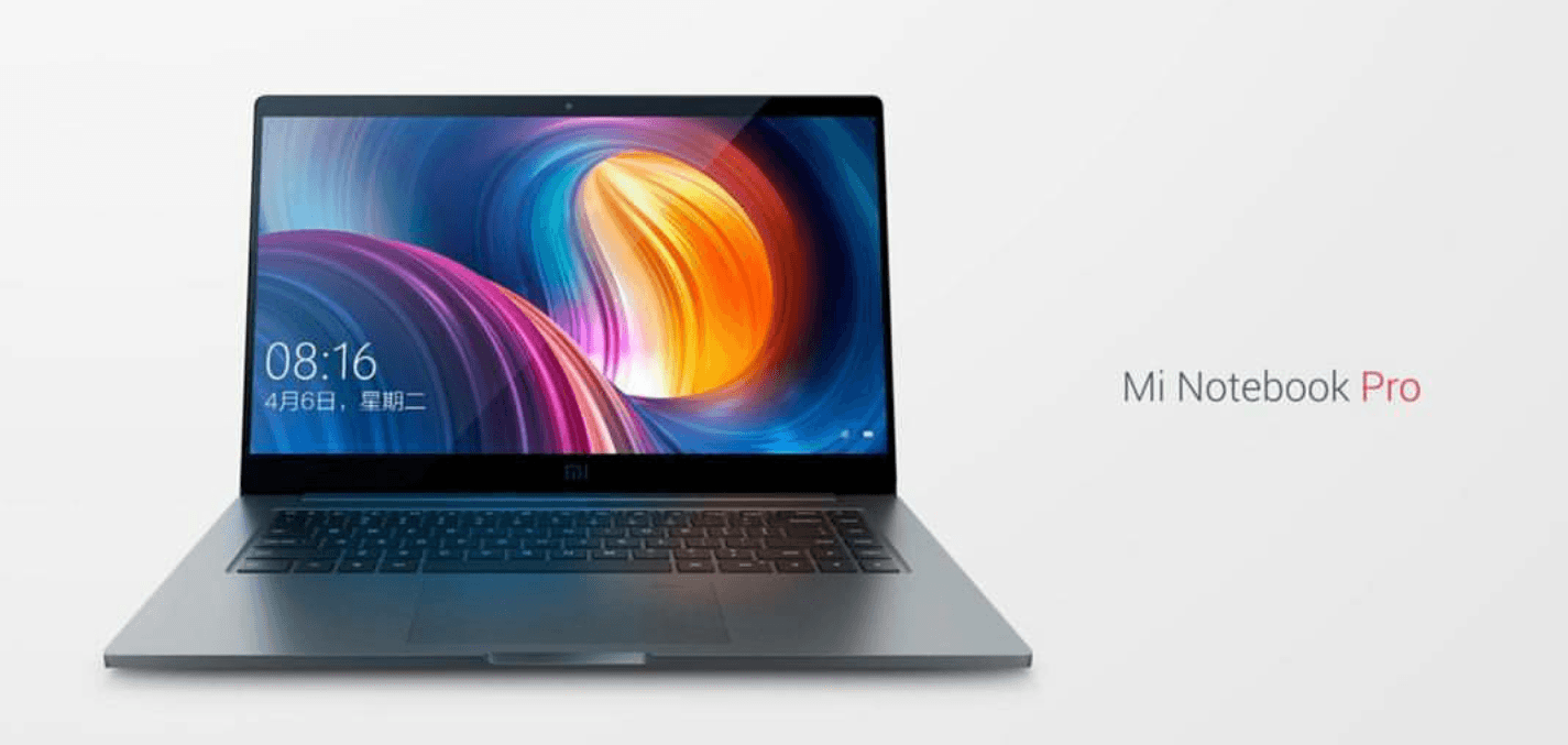 Xiaomi Mi Notebook Pro appeared rival Apple Macbook Pro get better.