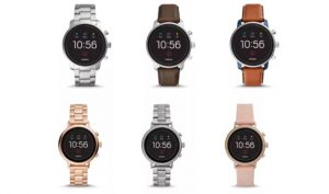 Fossil presents new Q Venture and Q Explorist watches quality