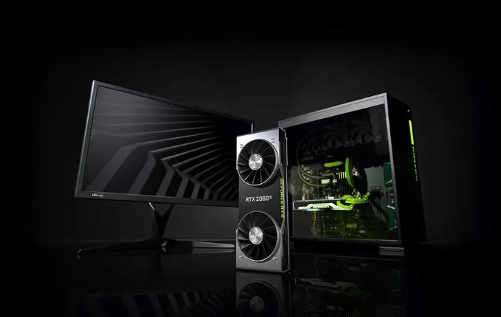 Nvidia GeForce RTX 2000 series graphics cards are introduced.