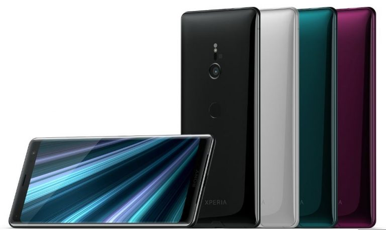 Sony Xperia XZ3 was introduced. Features and details.