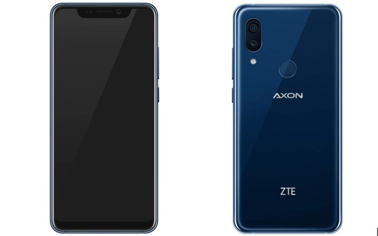 The ZTE Axon 9 Pro is introduced. Features and details.