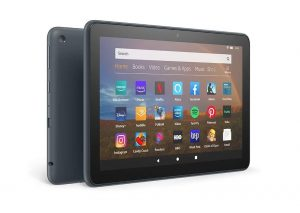 Amazon Fire HD 8 Plus tablet, HD display, 32/64 GB
