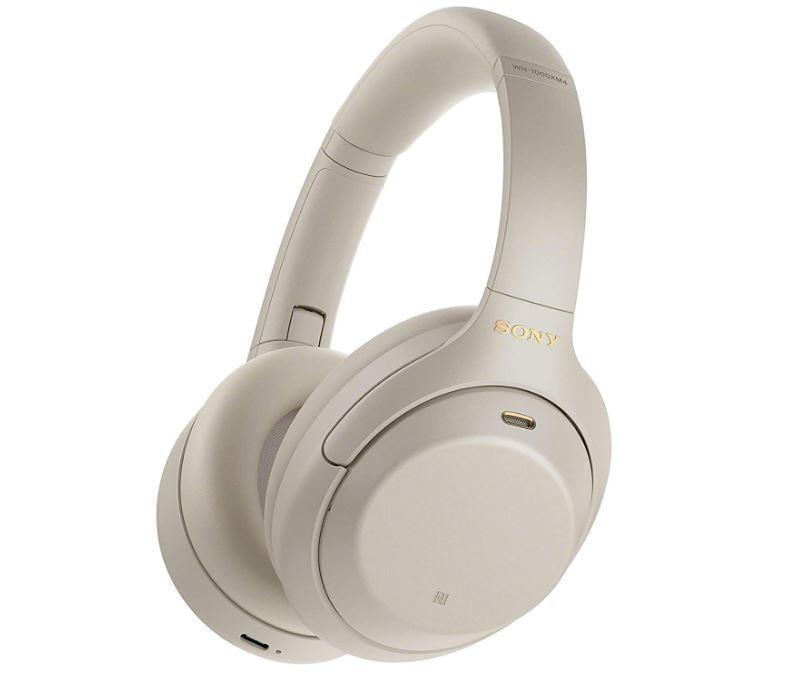Sony noise canceling headphones wh1000xm4