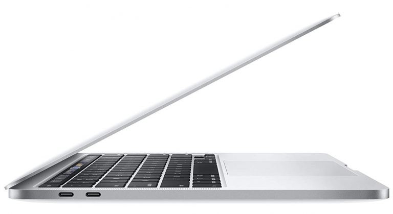MacBook Pro 13 inch 2020, Power. Moves.