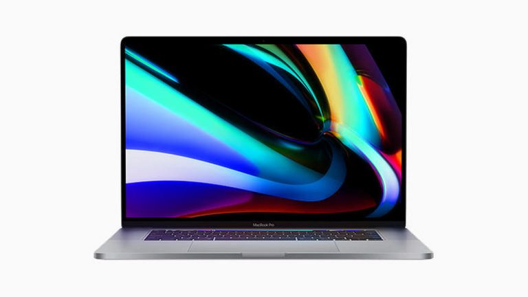 MacBook Pro 16 inch 2020, Feel the power in your hand.