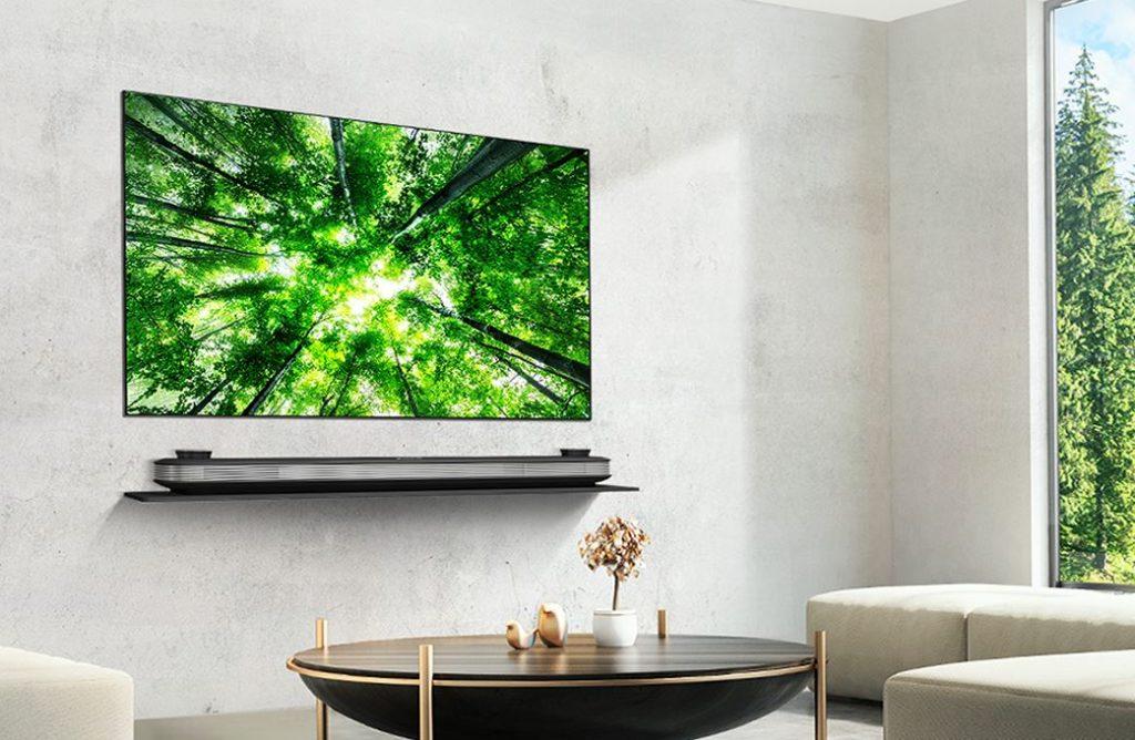 lg signature oled tv price